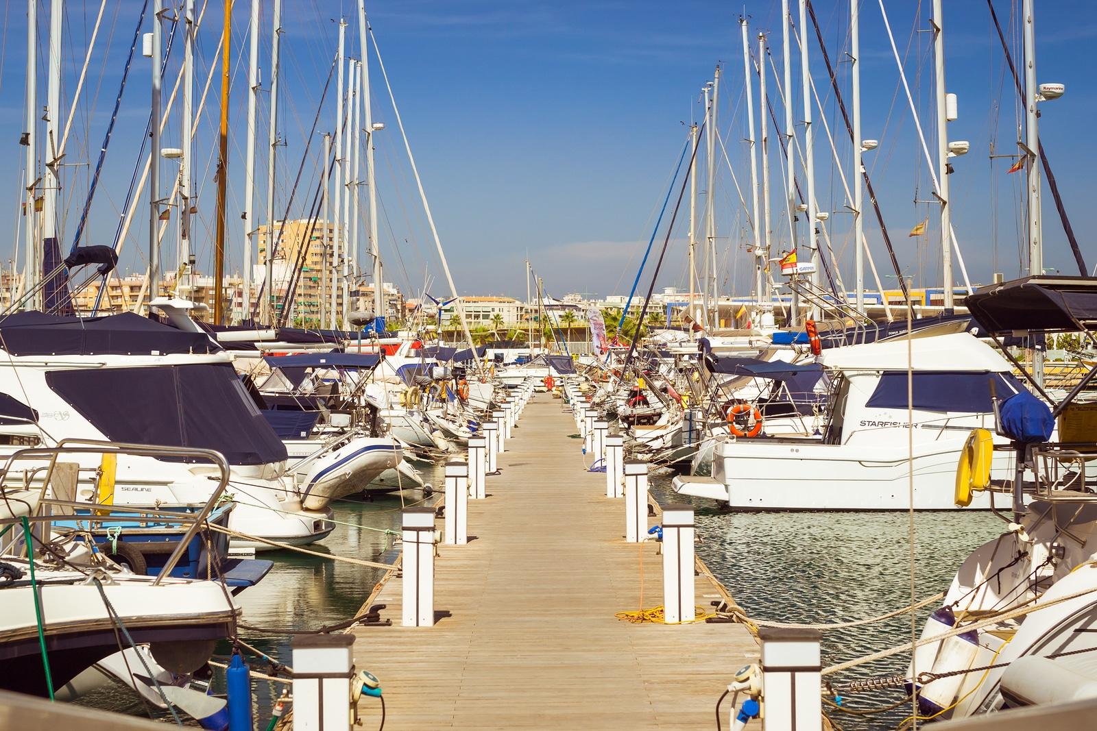 Marina Fiesta Resort & Spa ofrece la mejor ubicación para su viaje de pesca