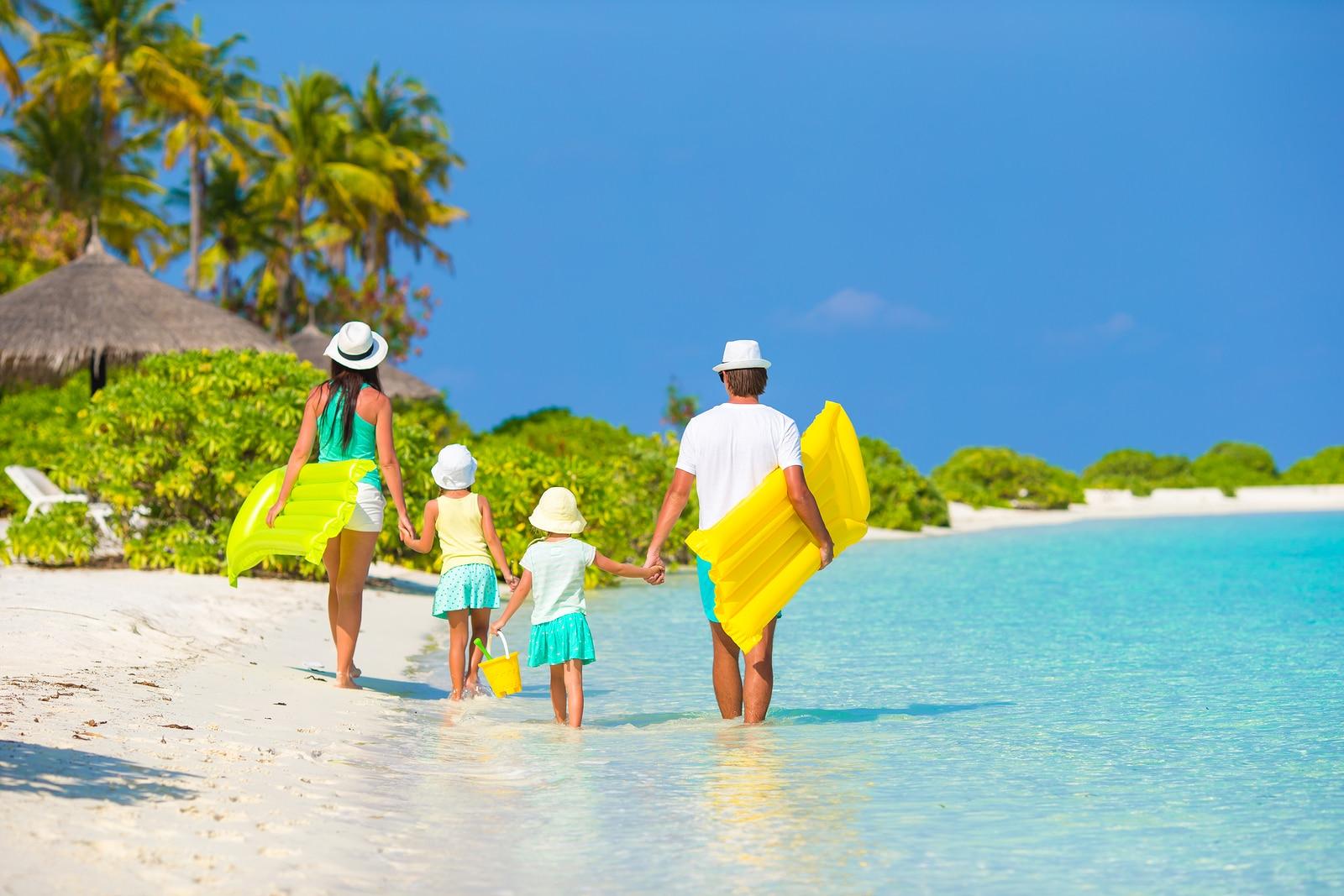 Las Vacaciones Perfectas en El Caribe