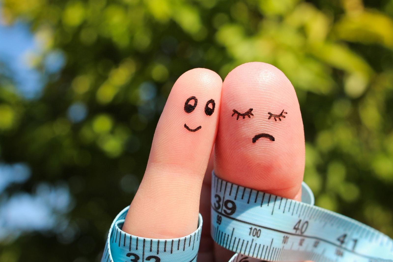 Cosas que no debes hacer si quieres bajar de peso