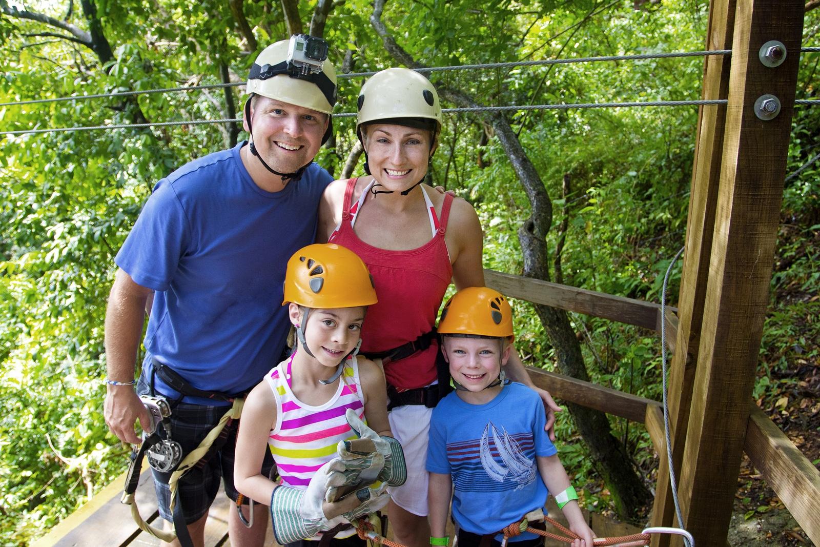 Las mejores atracciones familiares en Cabo San Lucas