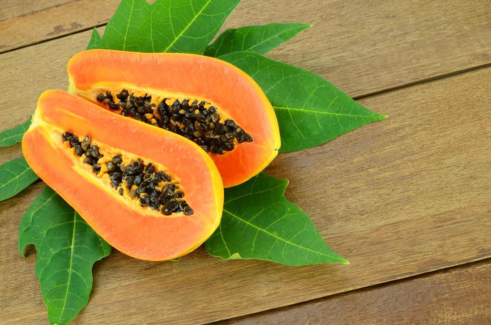 Propiedades y beneficios de la Papaya