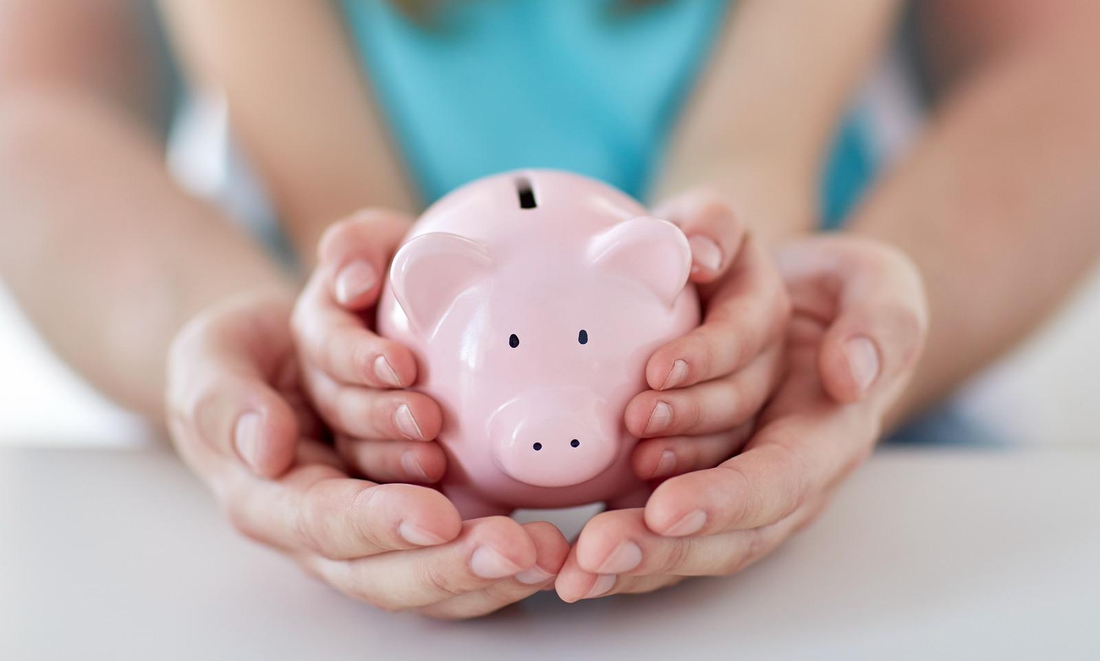 5 tips para enseñar a los niños a ahorrar