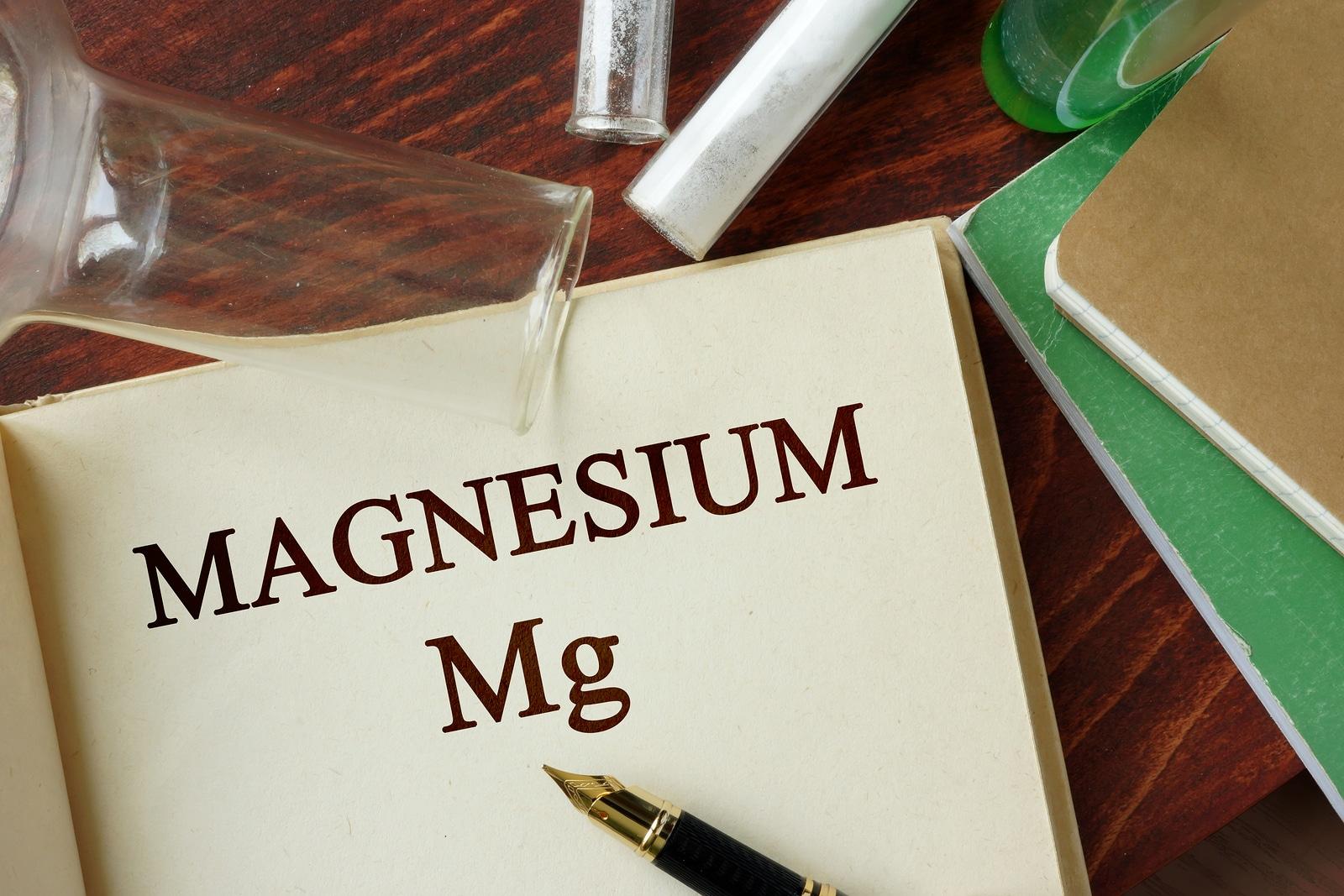 La importancia de consumir magnesio