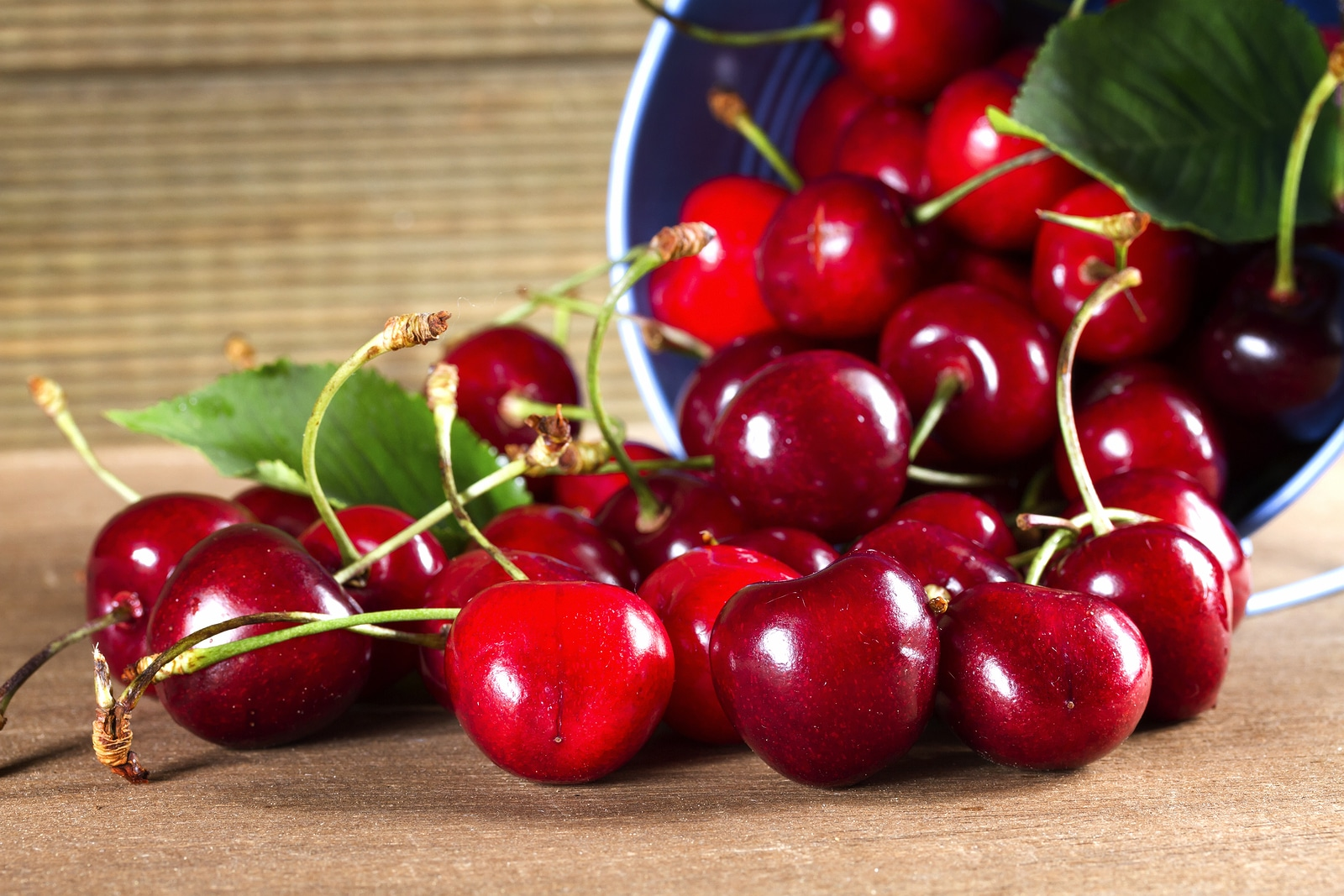 10 beneficios de las cerezas