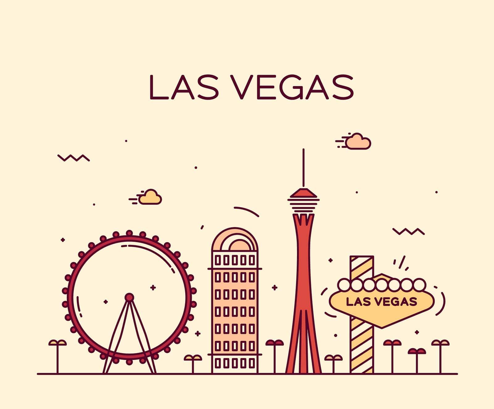 Explore los lugares menos conocidos de Las Vegas con Sapphire Resorts