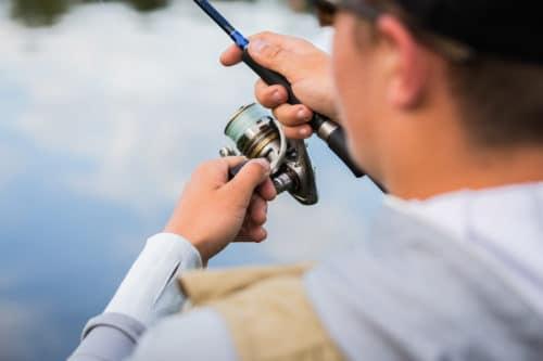Marina Fiesta Resort da la bienvenida a los pescadores de otoño.