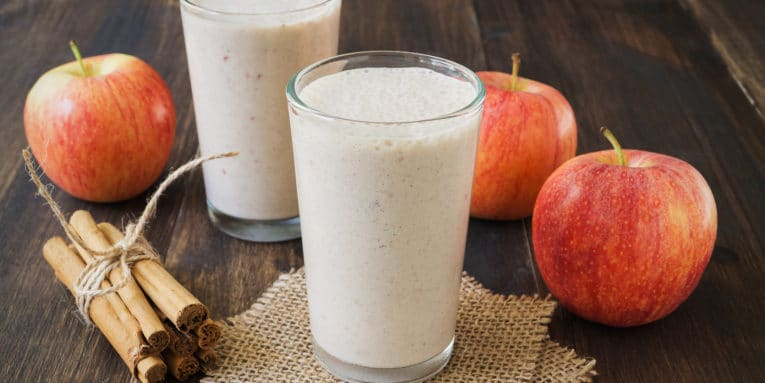 [Receta] Smoothie Apple pie para las mañanas apresuradas