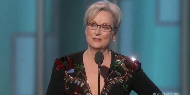 Meryl Streep - Imagen La Vanguardia