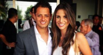 """Javier Hernández """"El chicharito"""" y su novia, cancelan planes de boda"""
