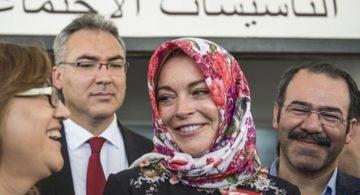 Lindsay Lohan se convierte al Islam y elimina sus fotos de Instagram
