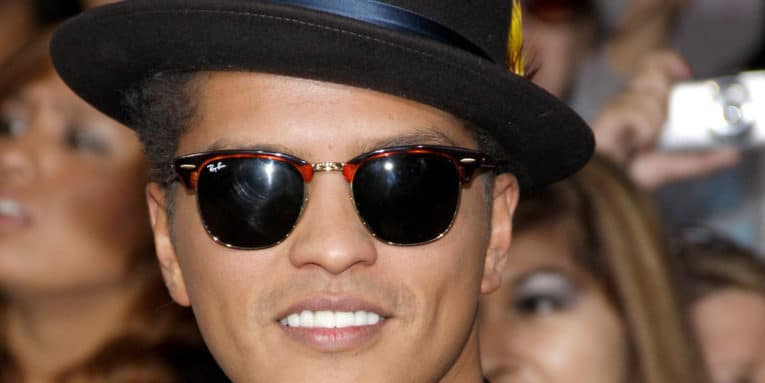 Bruno Mars viene a México en 2018 - The 24K Magic World Tour