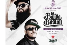 La Banda Bastón: Gran Último Show de 2017 en La Paz Baja Sur