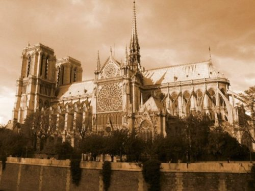 Maravillas del Mundo: La Catedral de Notre Dame