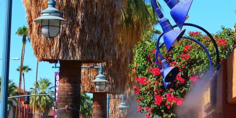 Grand Solmar Vacation Club Explora Palm Springs California