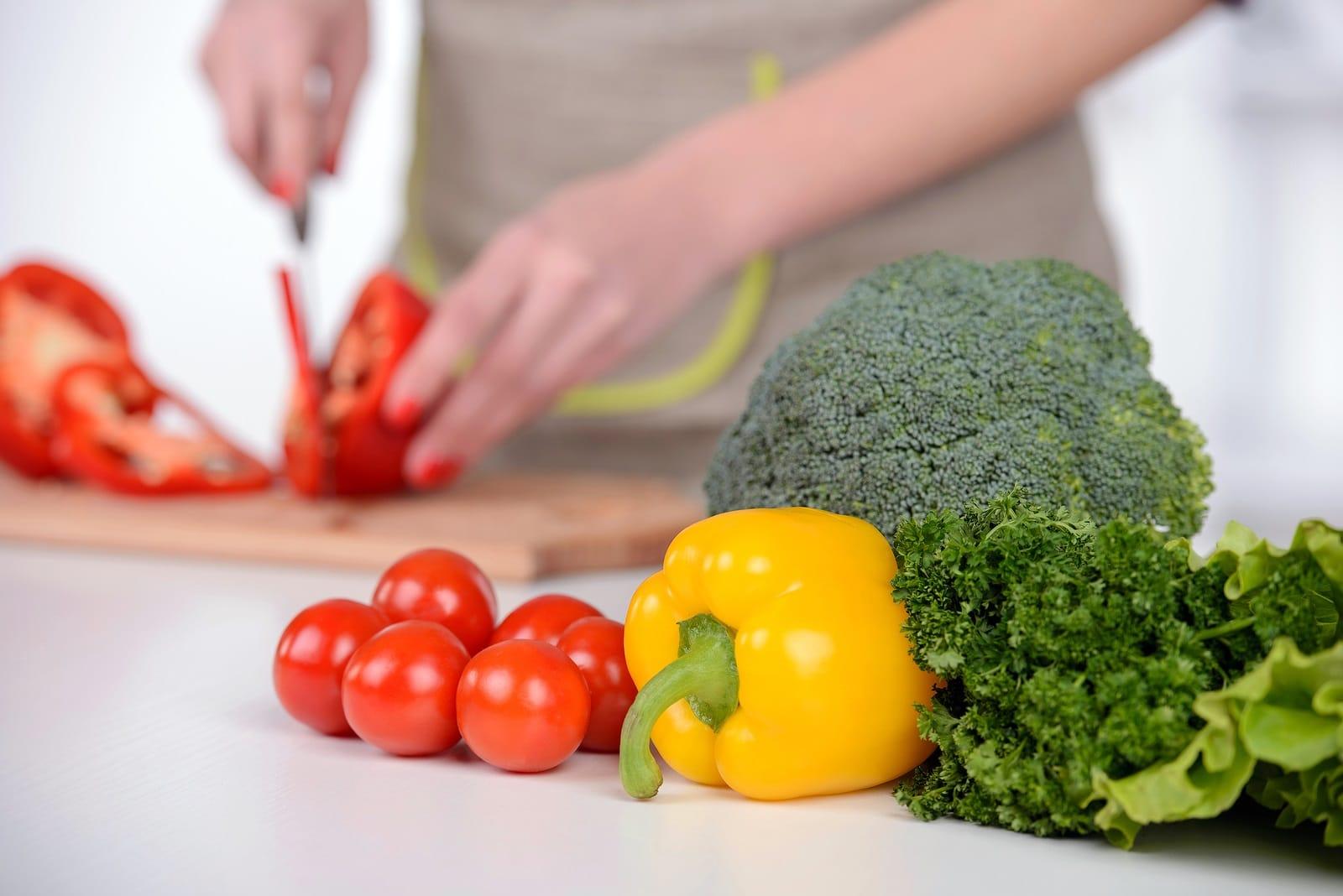 Cenas Vegetarianas Rápidas