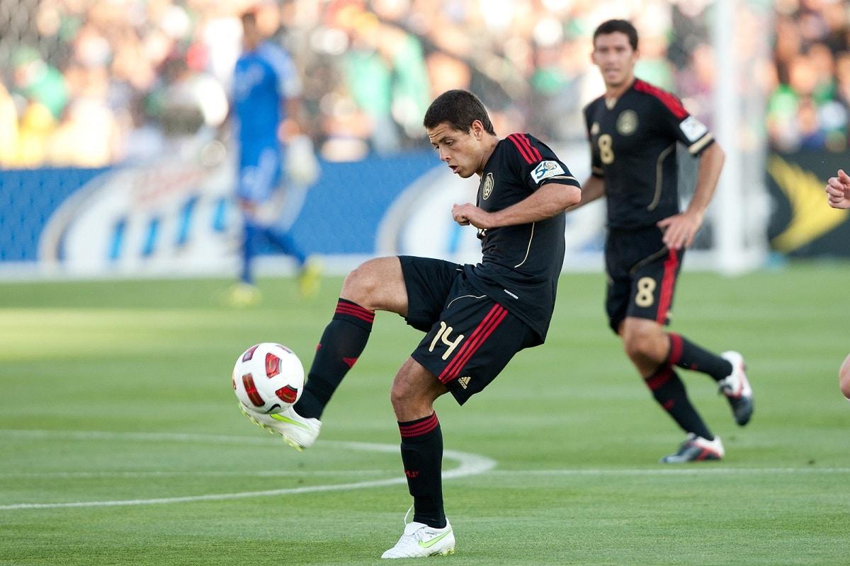 Chícharo Hernández en Real Madrid