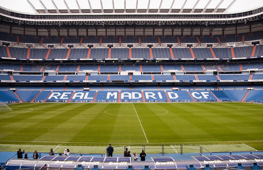Palcos Milagrosos del Bernabéu