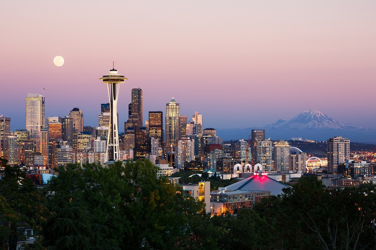 Restaurantes en Seattle