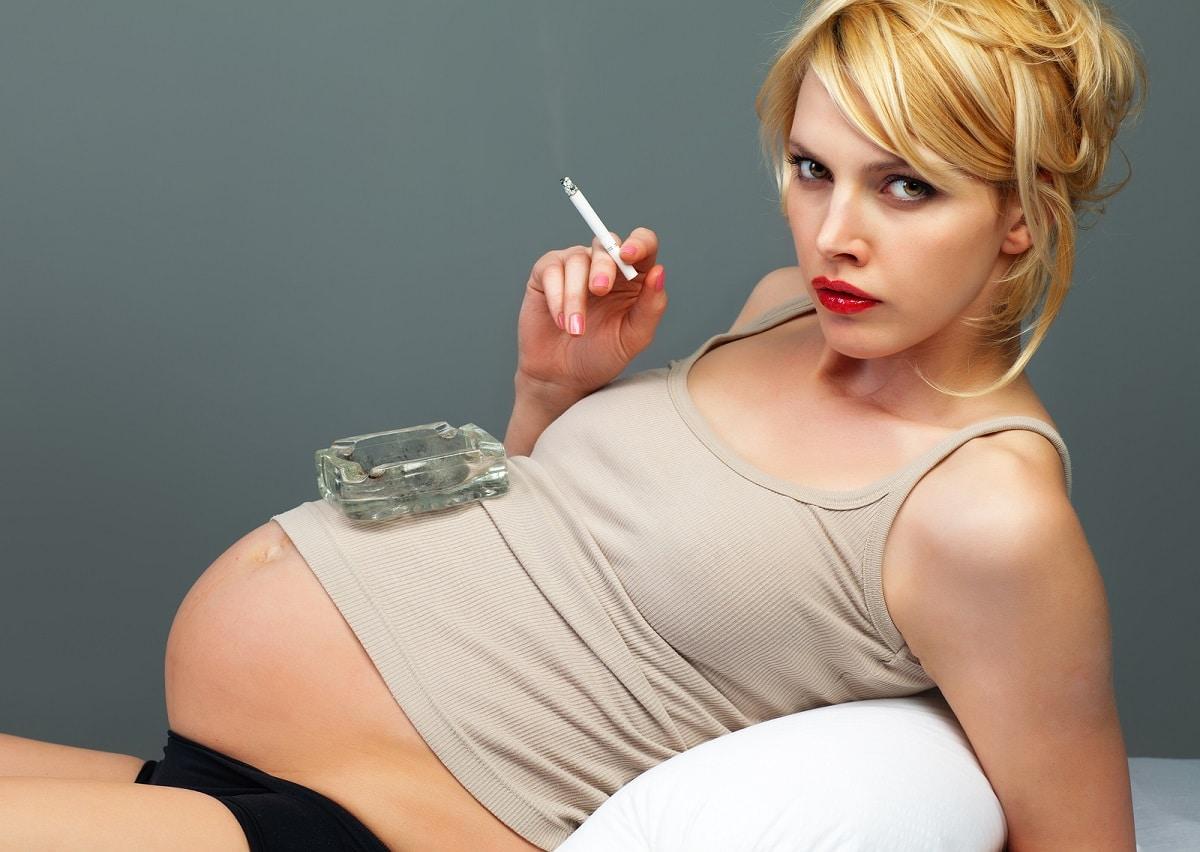 Fumar Durante el Embarazo