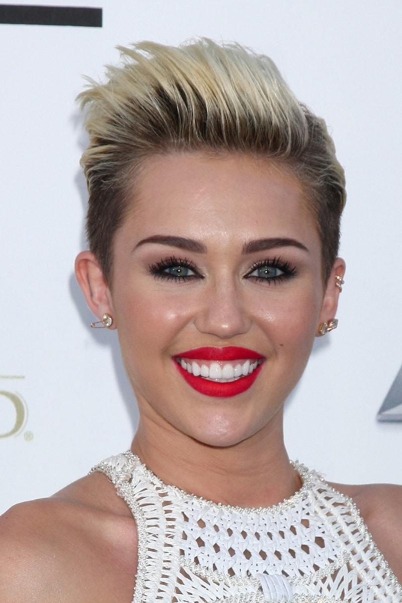 Nombre real de Miley Cyrus