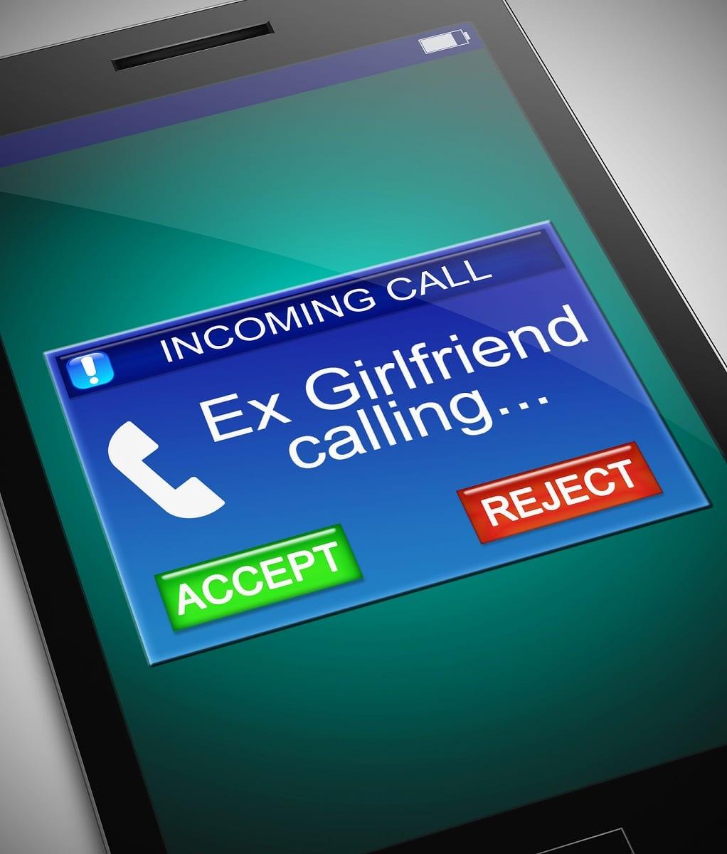 qué hacer cuando te llame tu ex