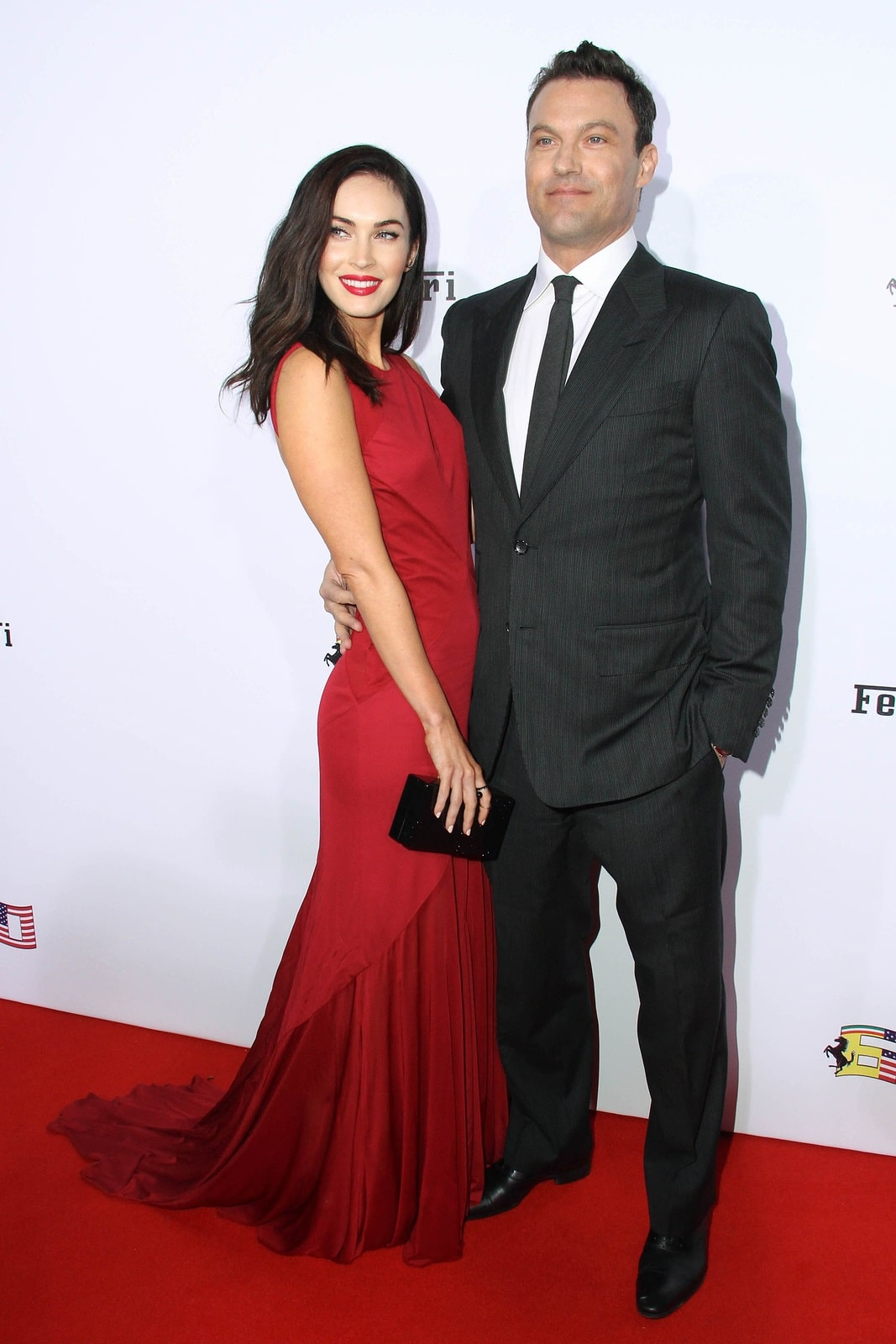 la boda secreta de megan fox