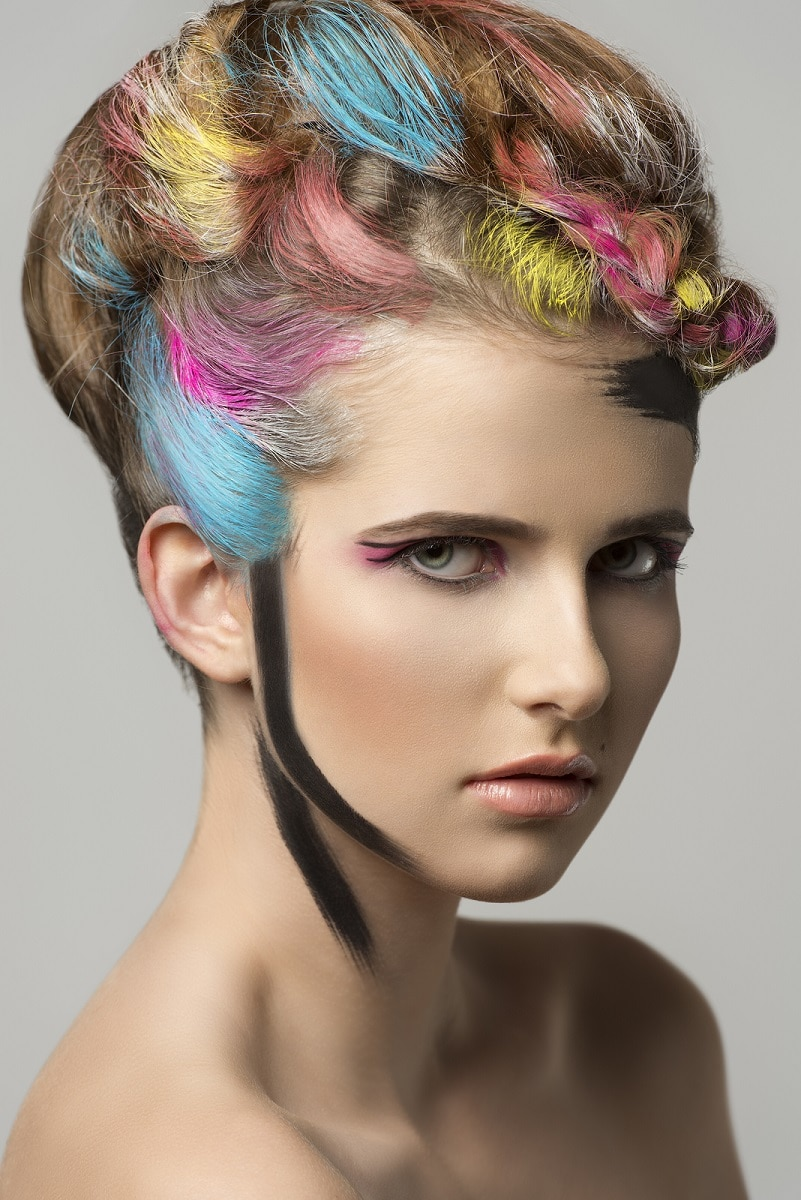cabello pixelado xpresionpixel