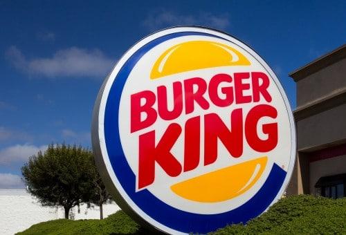 Nuevo perfume de Burger King