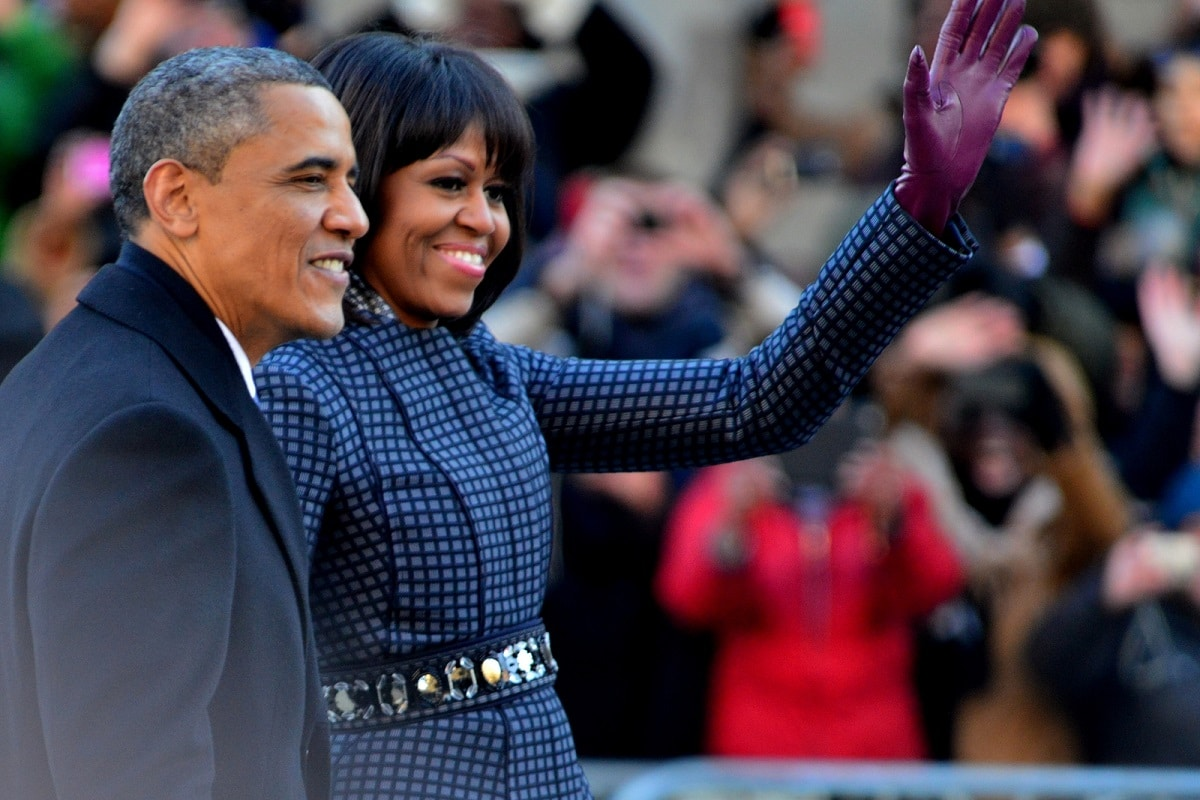 dicen que Michelle Obama parece mono