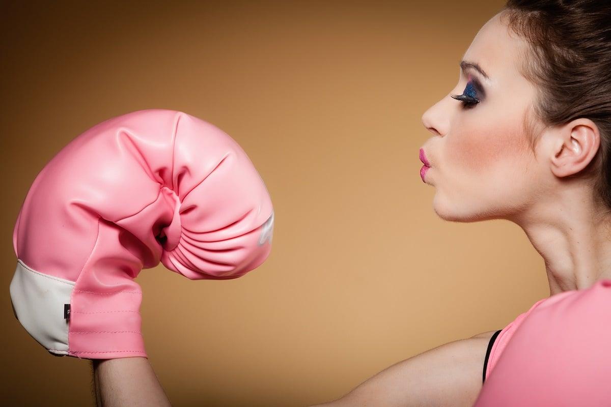 Vanessa Huppenkothen vs La Barbie Juárez