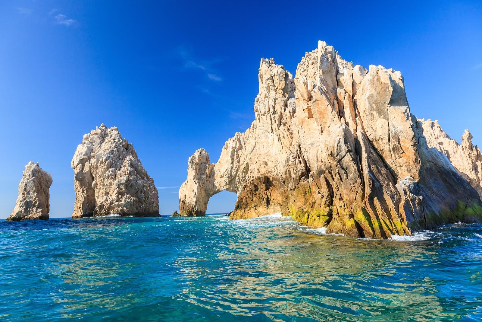 Las mejores atracciones en Cabo San Lucas