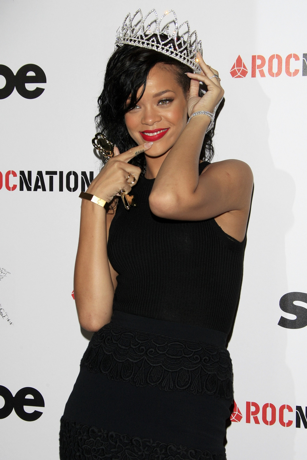 Rihanna nunca deja de sorprendernos!