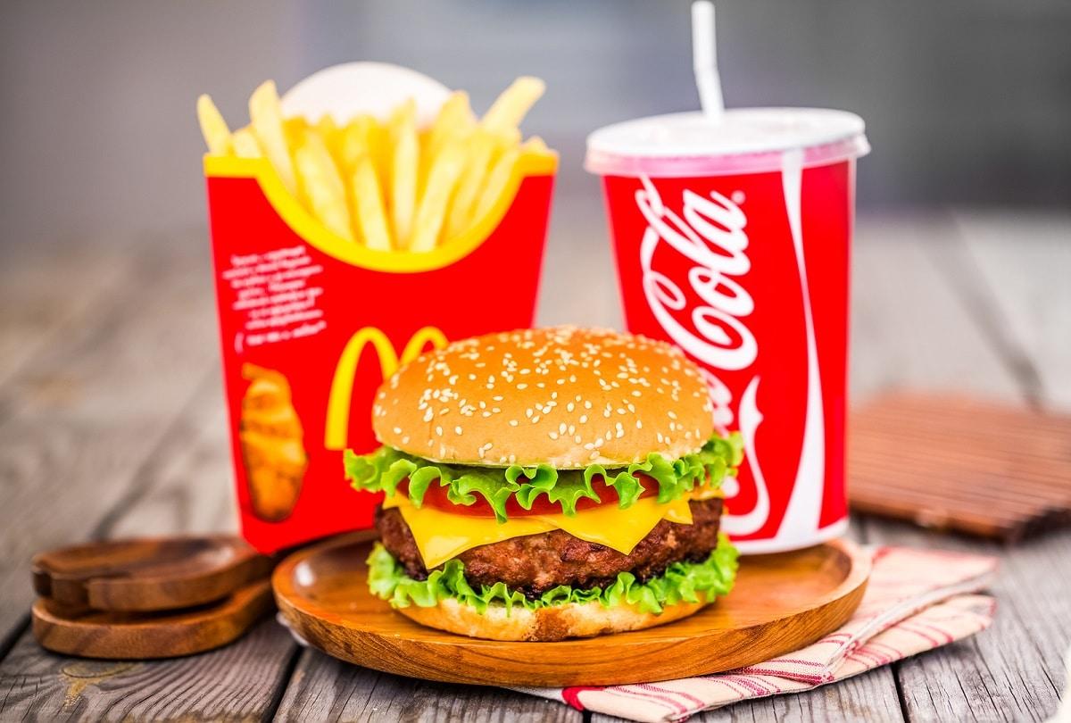 daños de las hamburguesas en el cuerpo