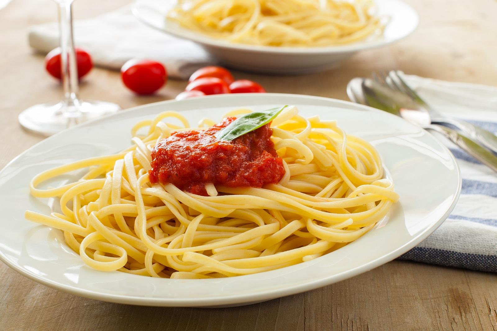 Spaguetti a la Bolognesa Estilo Vegetariano