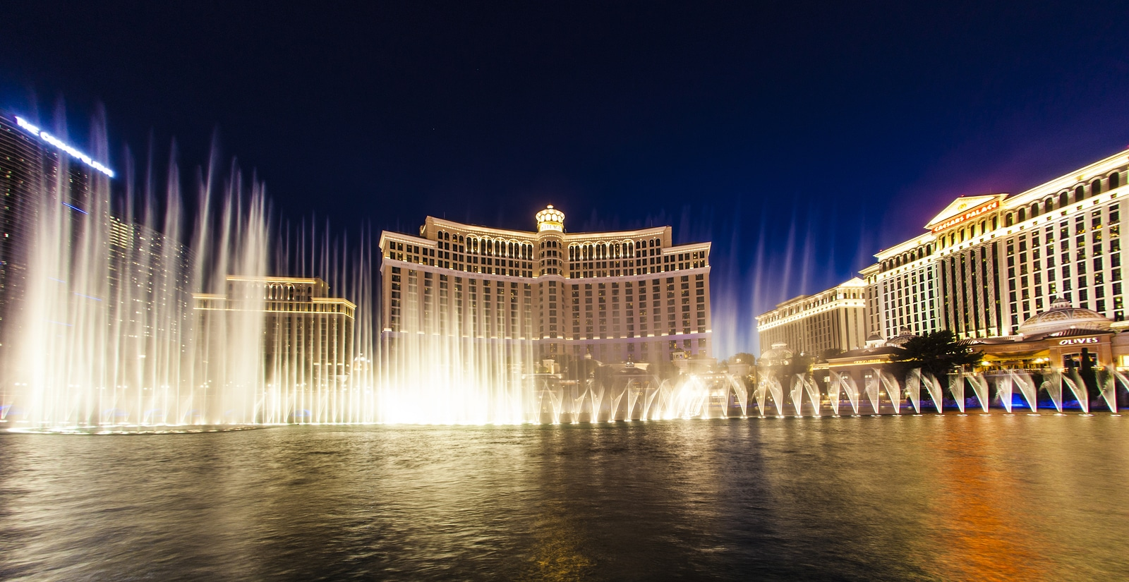 Entretenimiento gratuito en Las Vegas