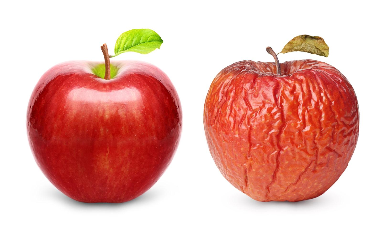 Alimentos que envejecen