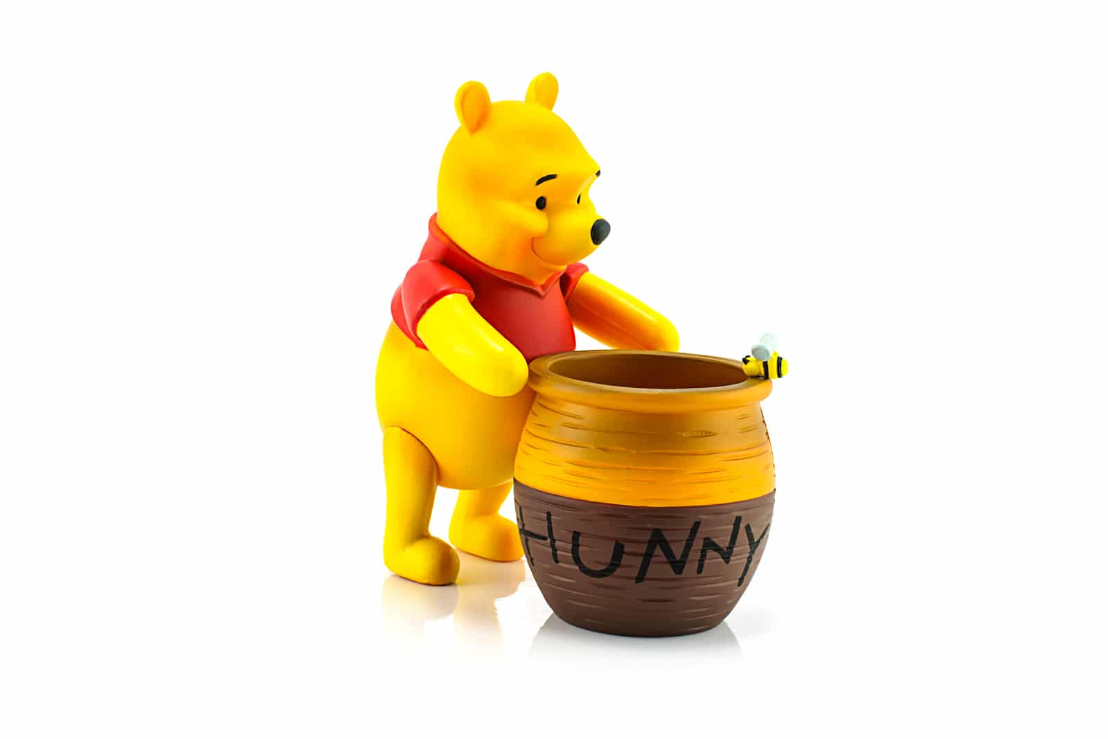 Conoce la historia de Winnie Pooh