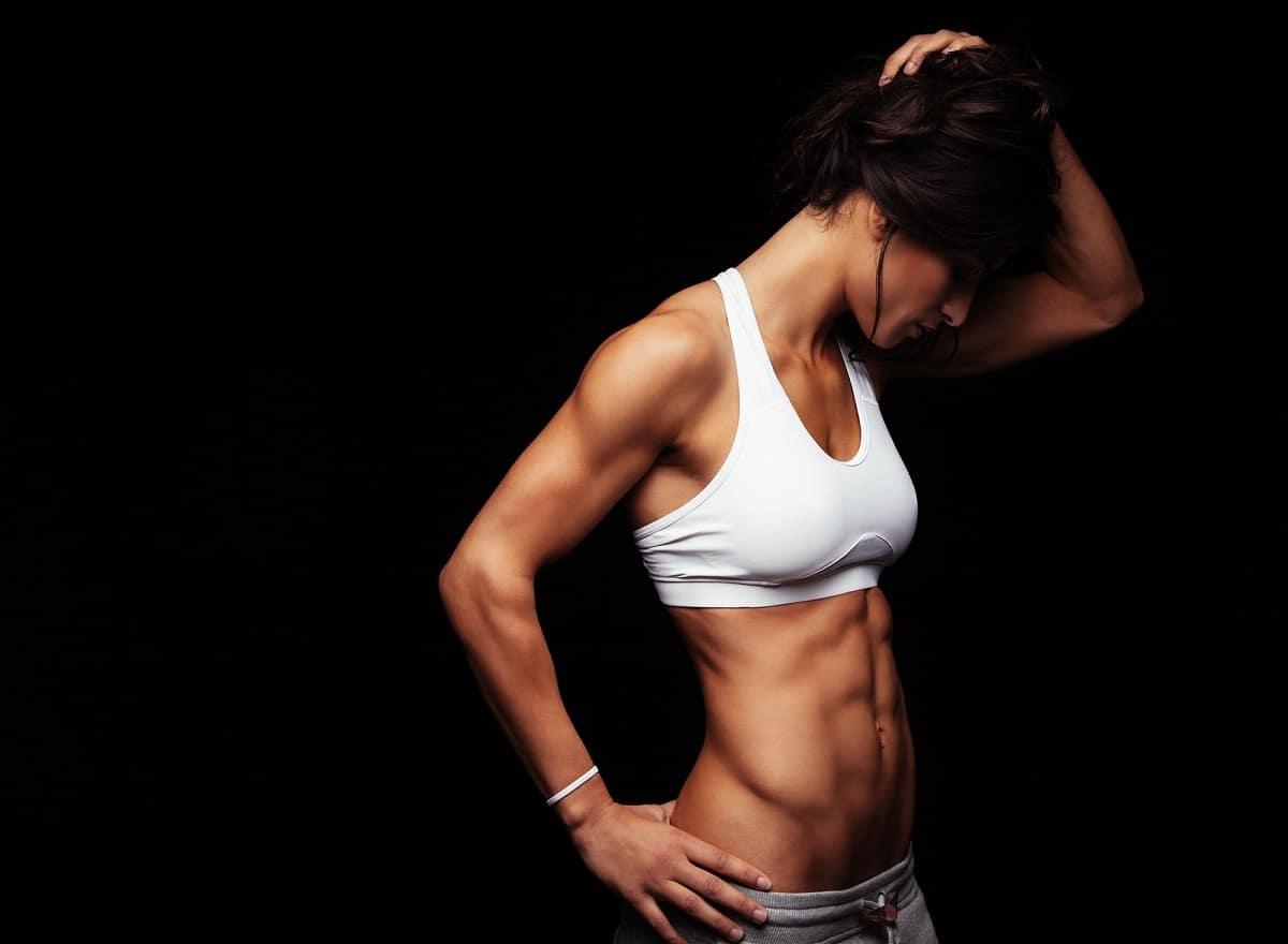 cómo se preparan los fitness para una sesión de fotos