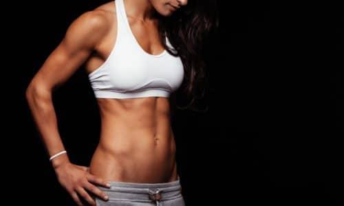 Si quieres un abdomen plano cambia tu alimentación