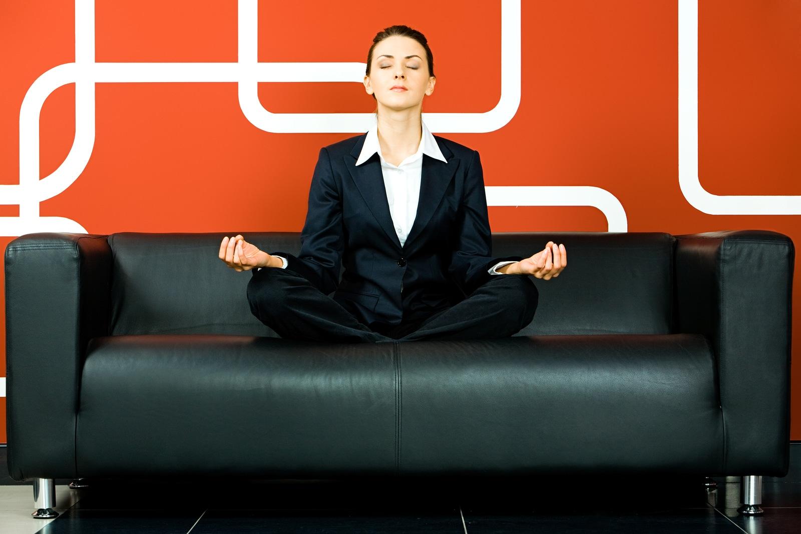 3 posturas para la oficina que aumentan tu productividad