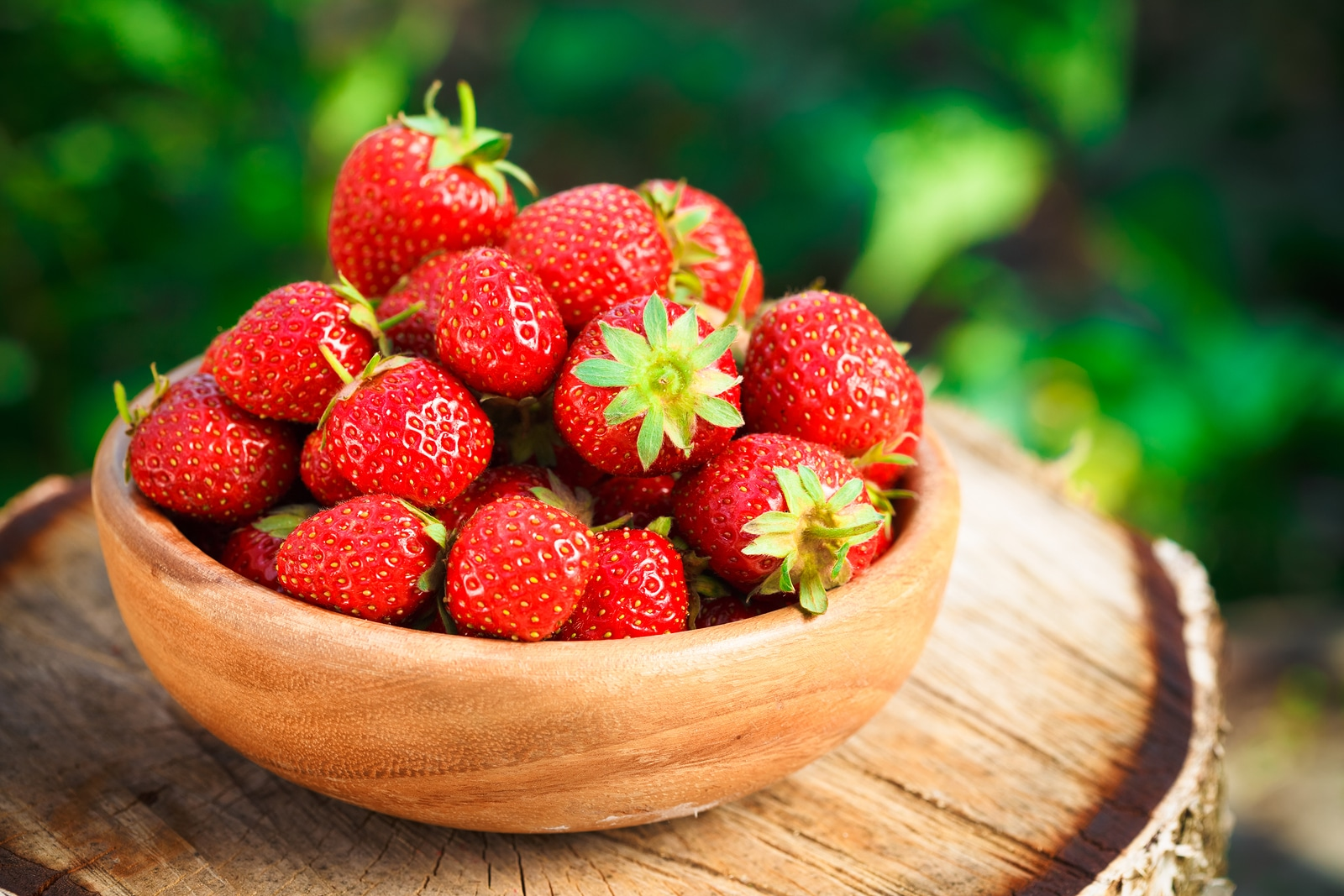 Las fresas ayudan a sanar la gastritis