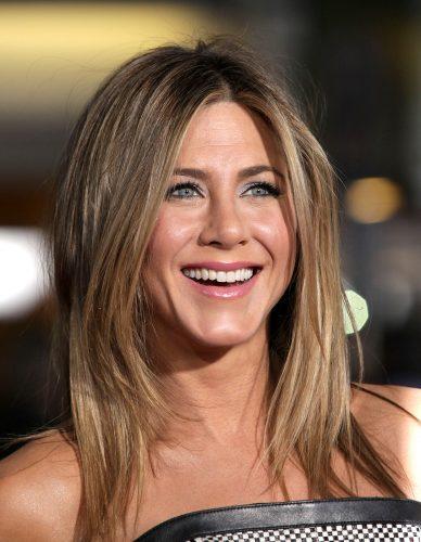 Jennifer Aniston es la mujer más bella del mundo en 2016