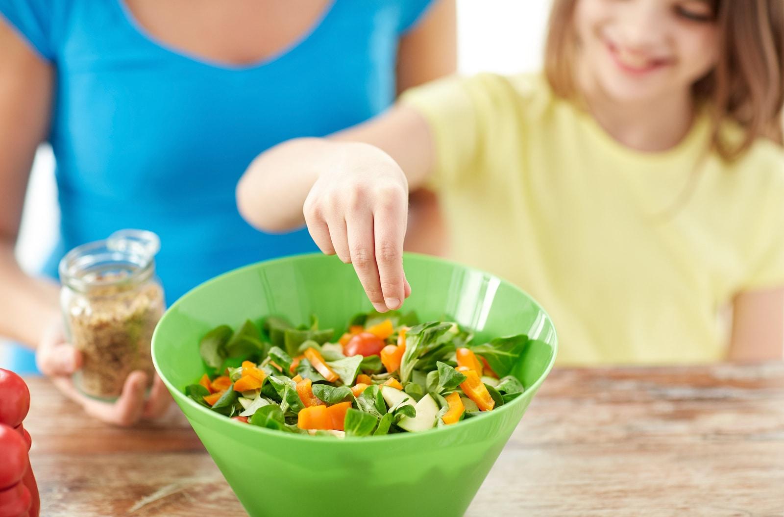 Hábitos alimenticios para un peso equilibrado