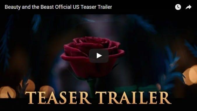 """Tráiler de la nueva película """"La Bella y la Bestia"""" con Emma Watson"""