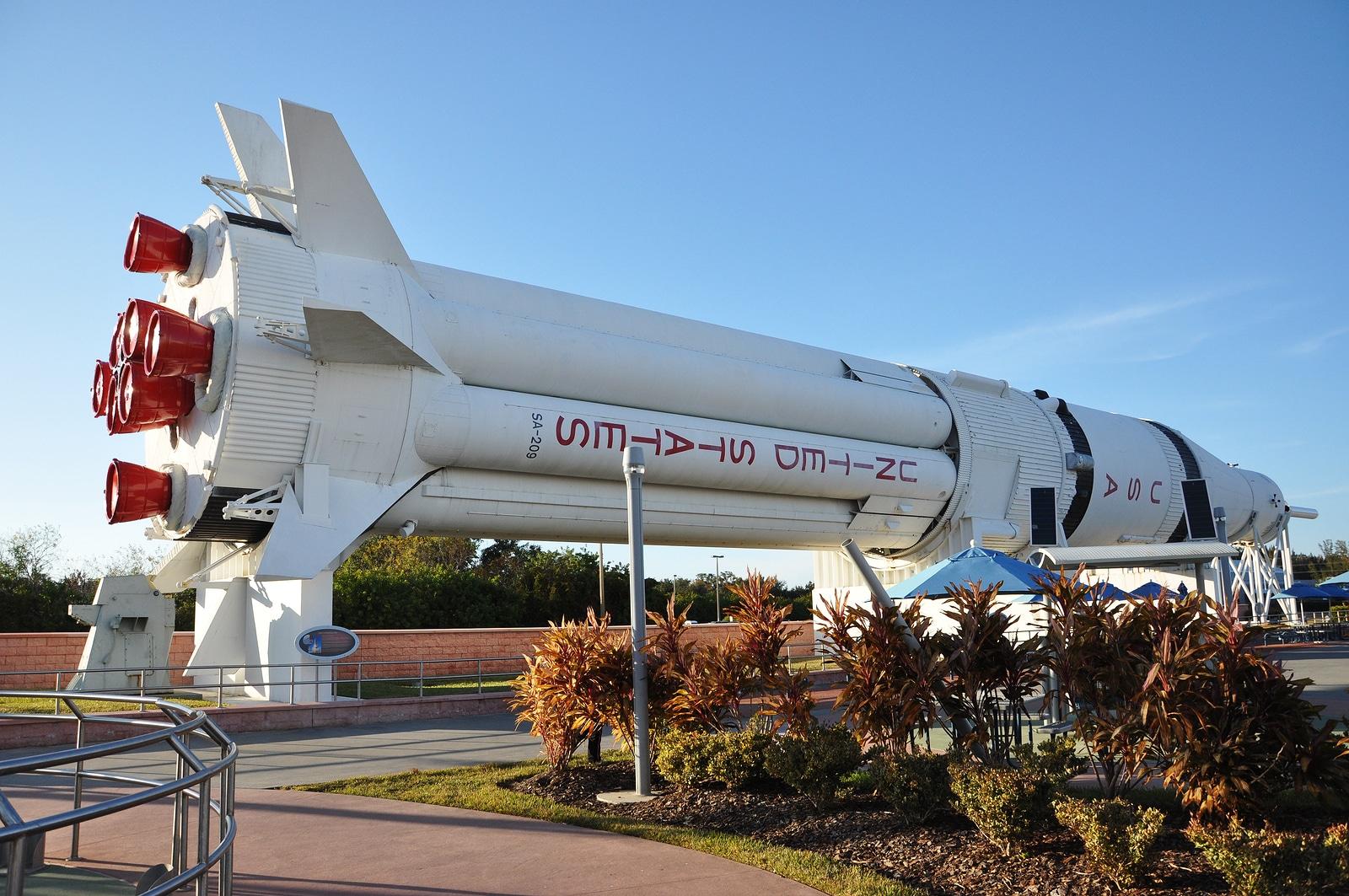 Visita el Centro Espacial John F. Kennedy en Florida