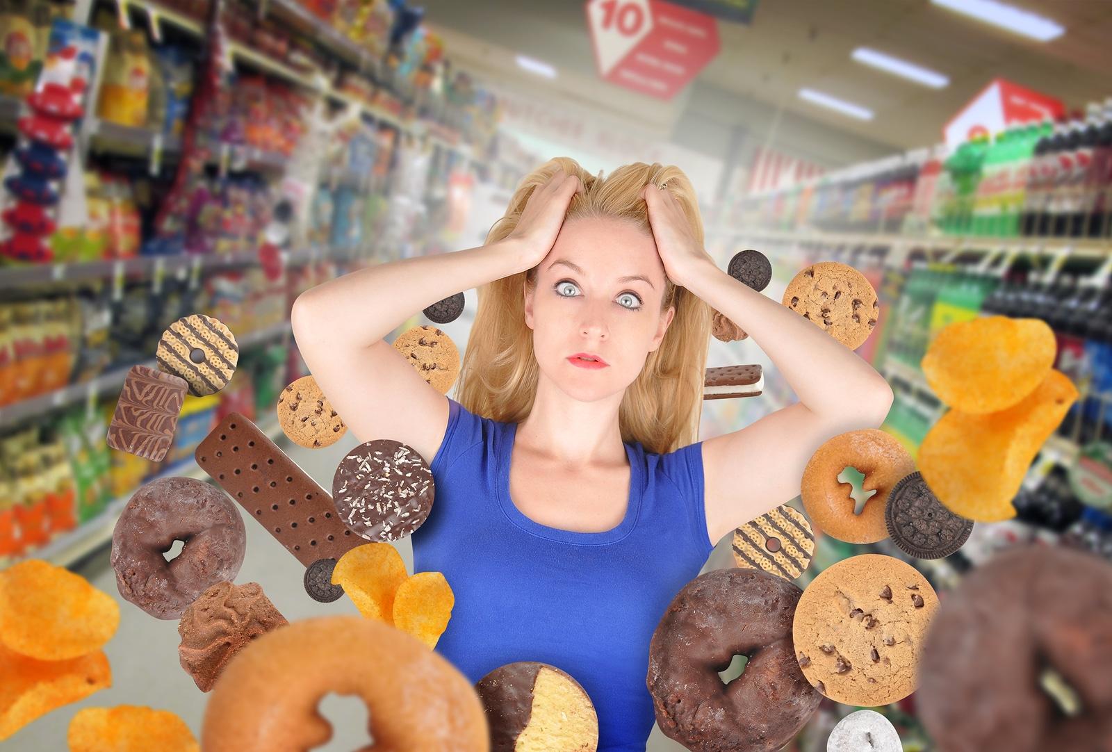 Alimentos nocivos que son altamente adictivos [Parte 1]