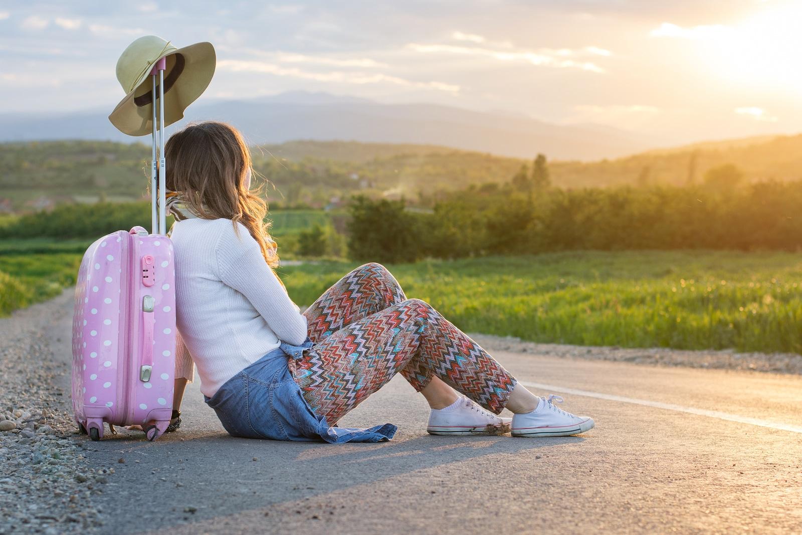 ¿No te da miedo viajar sola? - Historias de una viajera por Claudia Álvarez