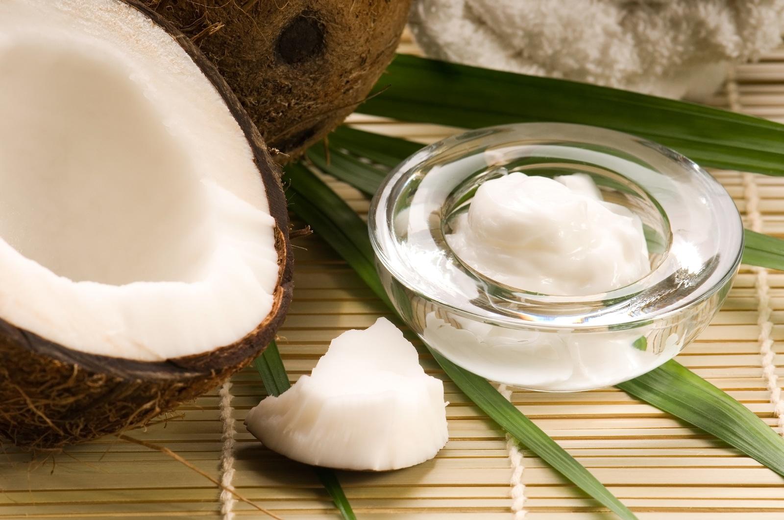 No le temas al aceite de coco