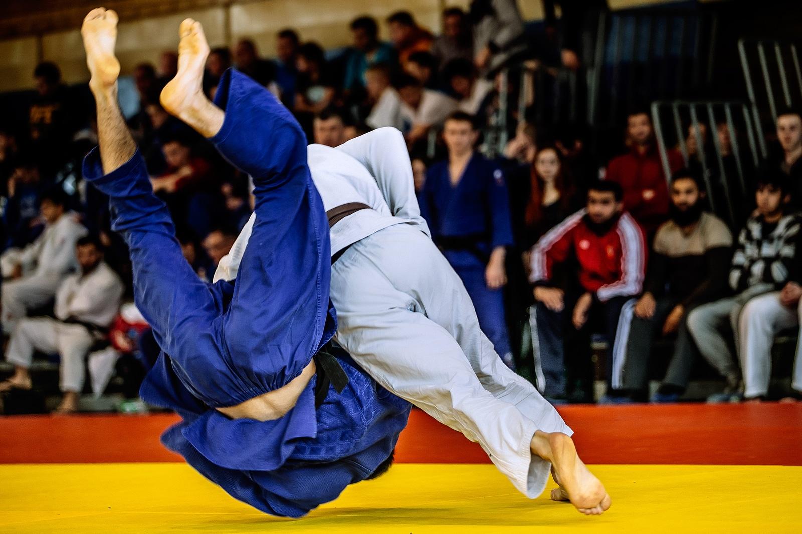 judoca egipcio no le da la mano a su oponente