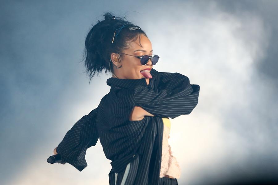 Nuevo tatuaje de Rihanna
